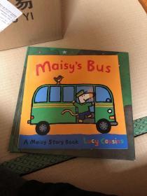 Maisys Bus 梅西的故事:梅西的巴士
