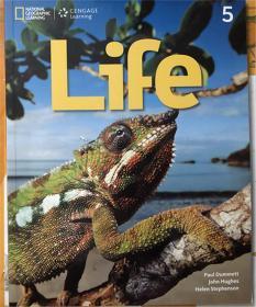 平装 Life 5: Student Book/Online Workbook Package (Life (American English))