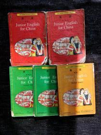 李雷和韩梅梅初中英语课本全套