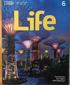 平装 Life 6: Student Book/Online Workbook Package (Life (American English))