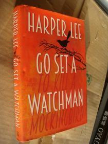 Go Set A Watchman 英文原版  保存基本全新