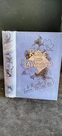 Rose and lavender含插图 18.7*13cm