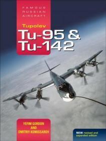 Tupolev Tu-95 and Tu-142  图波列夫Tu-95和Tu-142