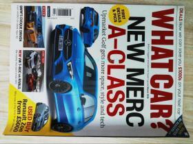 WHAT CAR? 汽车导报 英国汽车世界杂志 2018年3月拍照样板间道具
