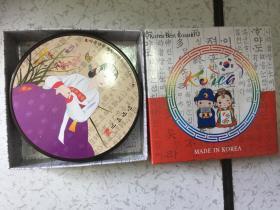 韩国光碟模板