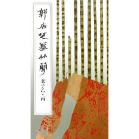 郭店楚墓竹简(老子乙丙) 正版 荆门市博物馆 编 9787501046256