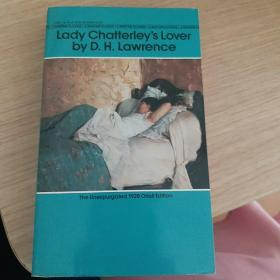 英文原版 lady chatterleys lover