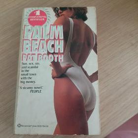 英文原版 palm beach