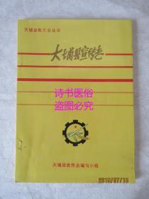 大埔县宣传志(1925-1988)——大埔县地方志丛书