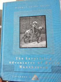 The Surprising Adventures of Baron Munchausen(《吹牛大王历险记》,多雷插图本,人人文库布面精装