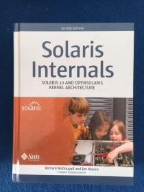 Solaris Internals: Solaris 10 and Open Solaris Kernel Architecture (英文原版 16开精装)