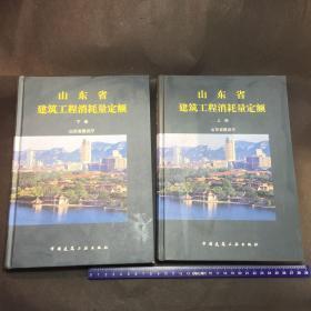 山东省建筑工程消耗量定额