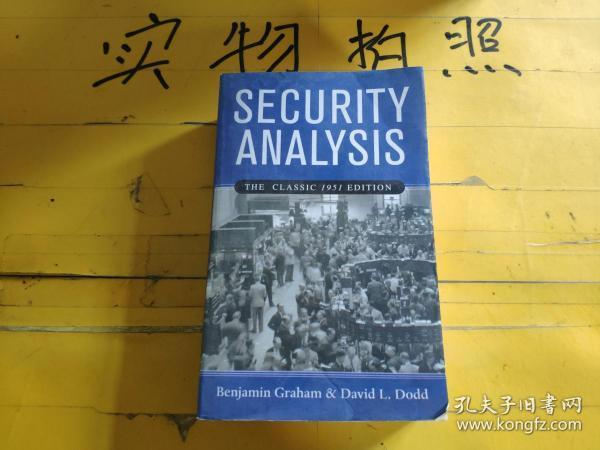 Security Analysis