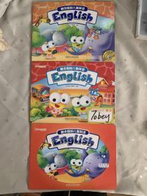 励步国际儿童英语 1A 1B +1B 活动手册