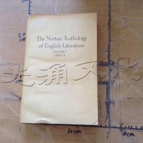 The Norton Anthology of English Literature.VOLUME1 .PART3