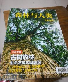 森林与人类(江西专辑)