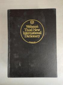 Websters Third New International Dictionary(韦氏第三版新国际英语大词典)