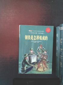 小学生成长书屋·名师导读馆:钢铁是怎样炼成的(注音美绘名师点金版)