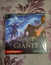Dungeons & Dragons 榫�涓��颁��� assault of the giants杩��荤��宸ㄤ汉妗�娓� �ㄦ�颁���澶�灏�