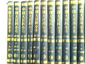 中国大百科全书 简明版(加索引12册全,1996年1版1印大16开精装11000幅彩插图)