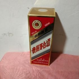 贵州茅台酒瓶2007年