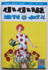 小小说选刊 2019年 第24期 半月刊 邮发代号:36-82