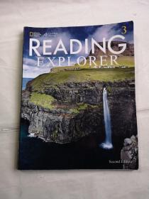 Reading Explorer 3 (国家地理英语阅读丛书阅读资源管理器3)   Student Book with Online Workbook 阅读资源管理器3:练习册的学生用书