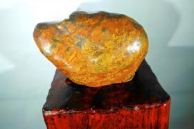 【牛】彩玉石、鸡血石、观赏石、草花画面石、风水摆放招财石、天然原石