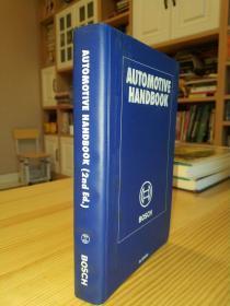 BOSCH汽车工程手册  Bosch Automotive Handbook