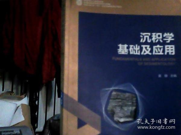 中国石油大学(华东)远程与继续教育系列教材:沉积学基础及应用