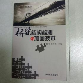 桥梁结构检测与加固技术 (桥梁道路工程学术文丛)