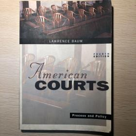 American courts~Process and Policy