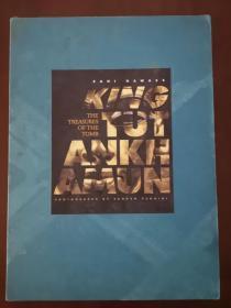 King Tutankhamun: The Treasures of the Tomb 图坦卡蒙 陵墓宝藏 精装典藏版