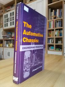 The Automotive Chassis : Engineering Principles Engineering Principles