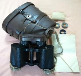 大国风范——苏联12×40军用望远镜