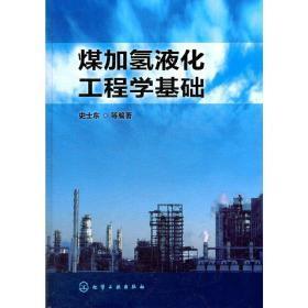 煤加氢液化工程学基础(精) 正版 史士东 等编著 9787122070647