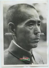 1944年侵华日军总司令官畑俊六老照片,其曾任上海日军总司令、华中日军司令官,曾指挥日军侵犯武汉,1939年任内阁陆军大臣,1941年再次来华,负责全面指挥侵华战争。