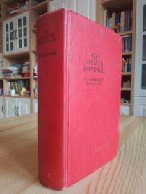 1936年版毛姆的长篇小说人生的枷锁 Of Human Bondage