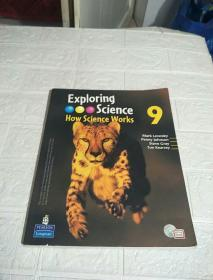 Exploring Science (How Science Works 9)(有光盘)