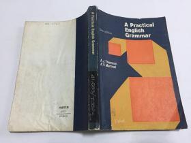 A Practical English Grammar (Third Edition)【英文原版,实用英语语法】
