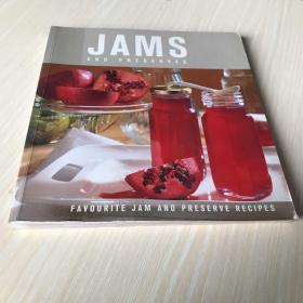 JAMS  AND PRESERBVES