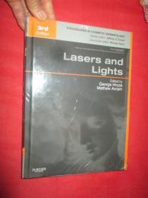 Lasers and Lights: Procedures in Cosmeti...      (16开,硬精装)         【详见图】,全新未开封