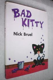Bad Kitty Cat-Nipped Edition (精装大16开原版外文书)