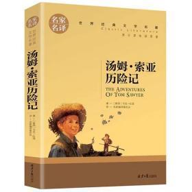 汤姆索亚历险记 名家名译世界经典文学名著 原汁原味读原著