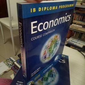IB Course Companion: Economics Second Edition (International Baccalaureate)附光盘】