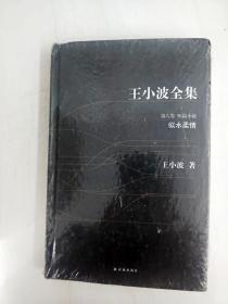 HA1003578 王小波全集--第六卷短篇小說·似水柔情【全新未拆封】