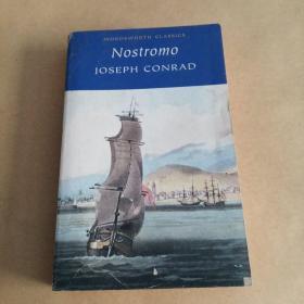 Nostromo (Wordsworth Classics) (英文原版)