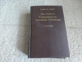 he Oxford Companion to American Literature (牛津美国文学指南)