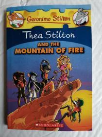 Thea Stilton #2: Thea Stilton and the Mountain of Fire  老鼠记者妹妹菲-斯蒂顿系列2:火焰山