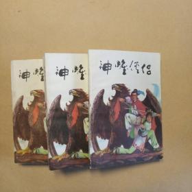 神雕侠侣(全三册)